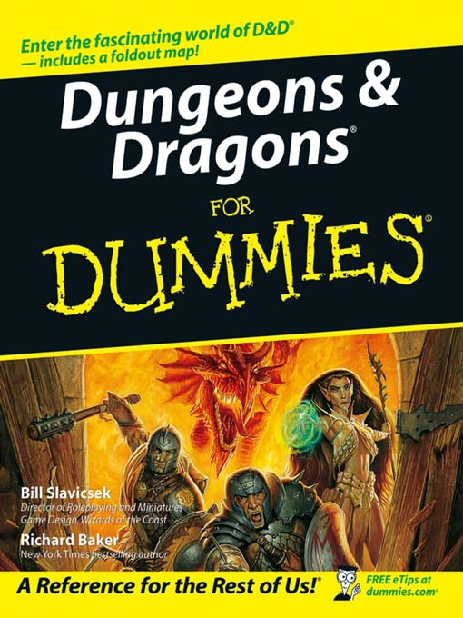 Dungeons and Dragons for Dummies
