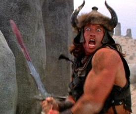 """""""Nerds want my hat!  RUNNNN!"""""""
