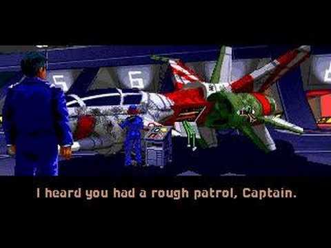 Nostalgia Lane Wing Commander Ii Bio Break