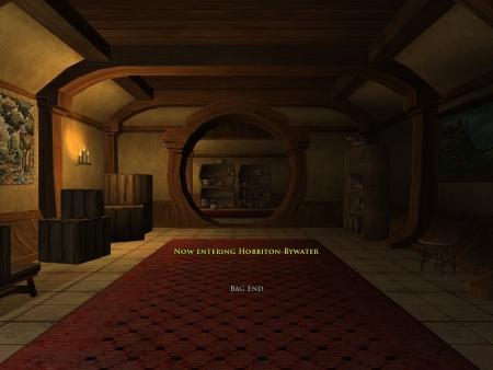 Lotro  Bilbo S Room