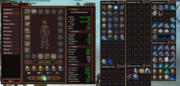 EverQuest 2: The curse of insta-85 – Bio Break