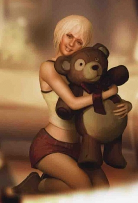 Picture unrelated to post.  Does TSW have some sort of strange teddy bear conspiracy, however?