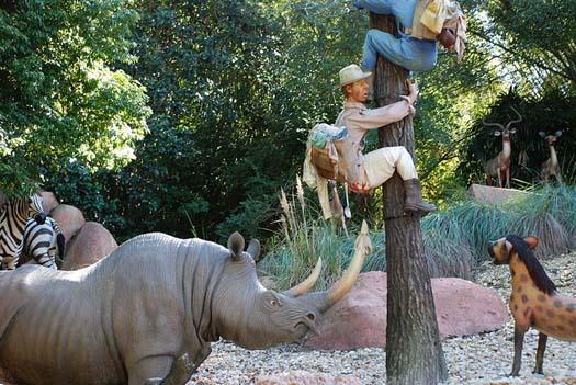 Animal Kingdom Rides For Kids