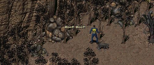 Fallout 2: Puppy patrol – Bio Break