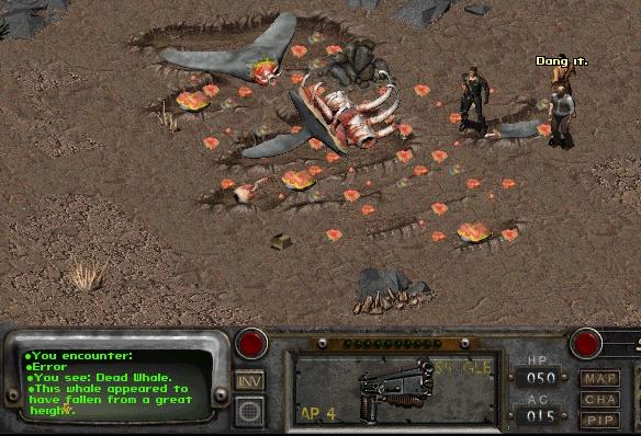 Fallout 2: Putzing around in the wilderness – Bio Break