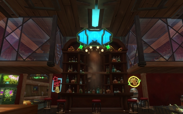 Check Out This Amazing Wildstar House Bio Break