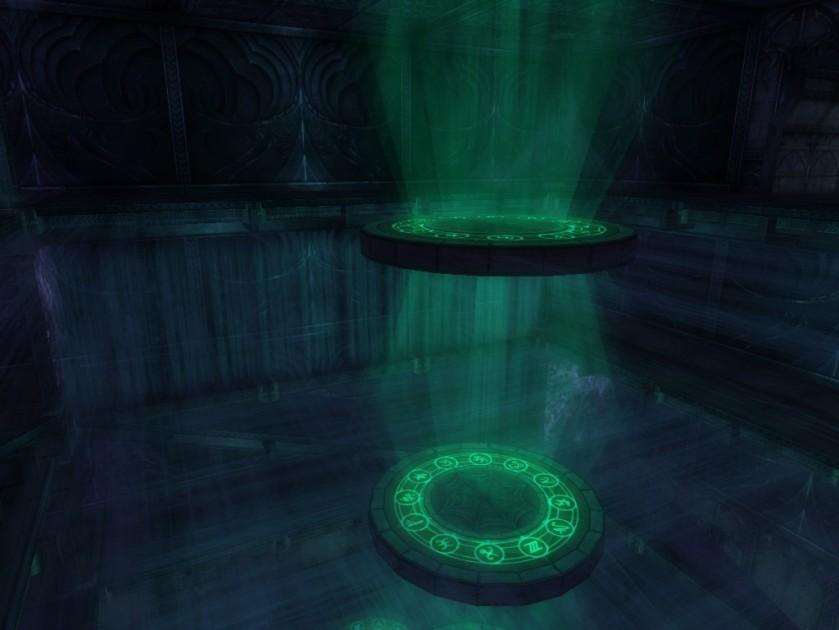 Pic 25 Drow summoning chamber