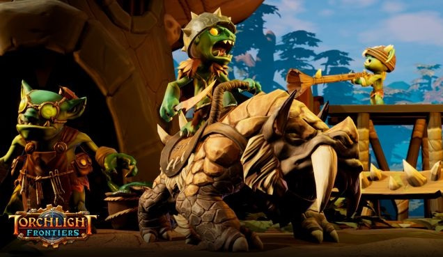Torchlight Frontiers — yes, please! – MMOR